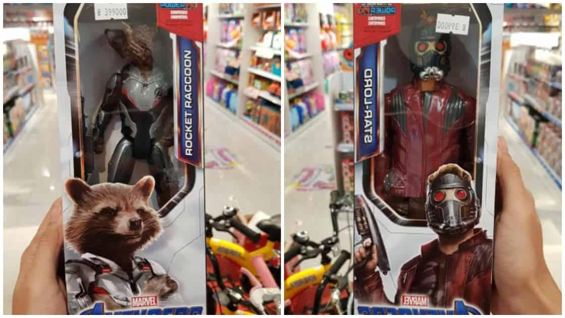 Avengers: Endgame Valkyrie