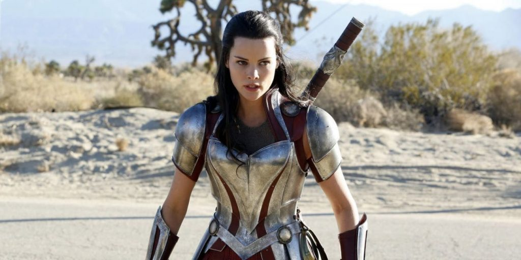 Lady Sif TV Series Disney+ Marvel