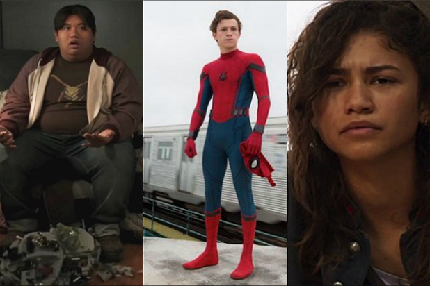 Spider-Man: Far From Home Avengers: Infinity War