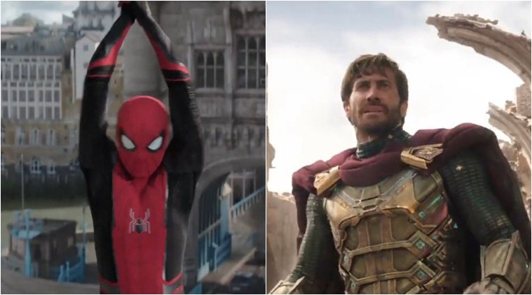 Spider-Man: Far From Home Trailer Sony