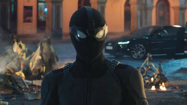 Spider-Man: Far From Home International Trailer