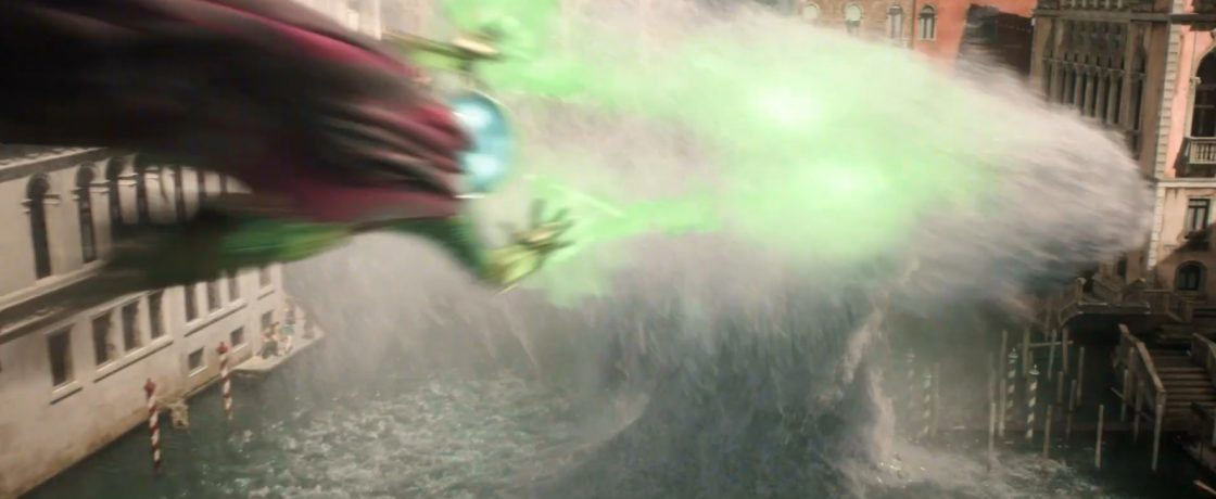 Spider-Man: Far From Home Trailer Mysterio