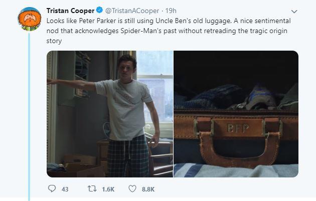 Spider-Man: Far From Home Trailer Hydro-Man