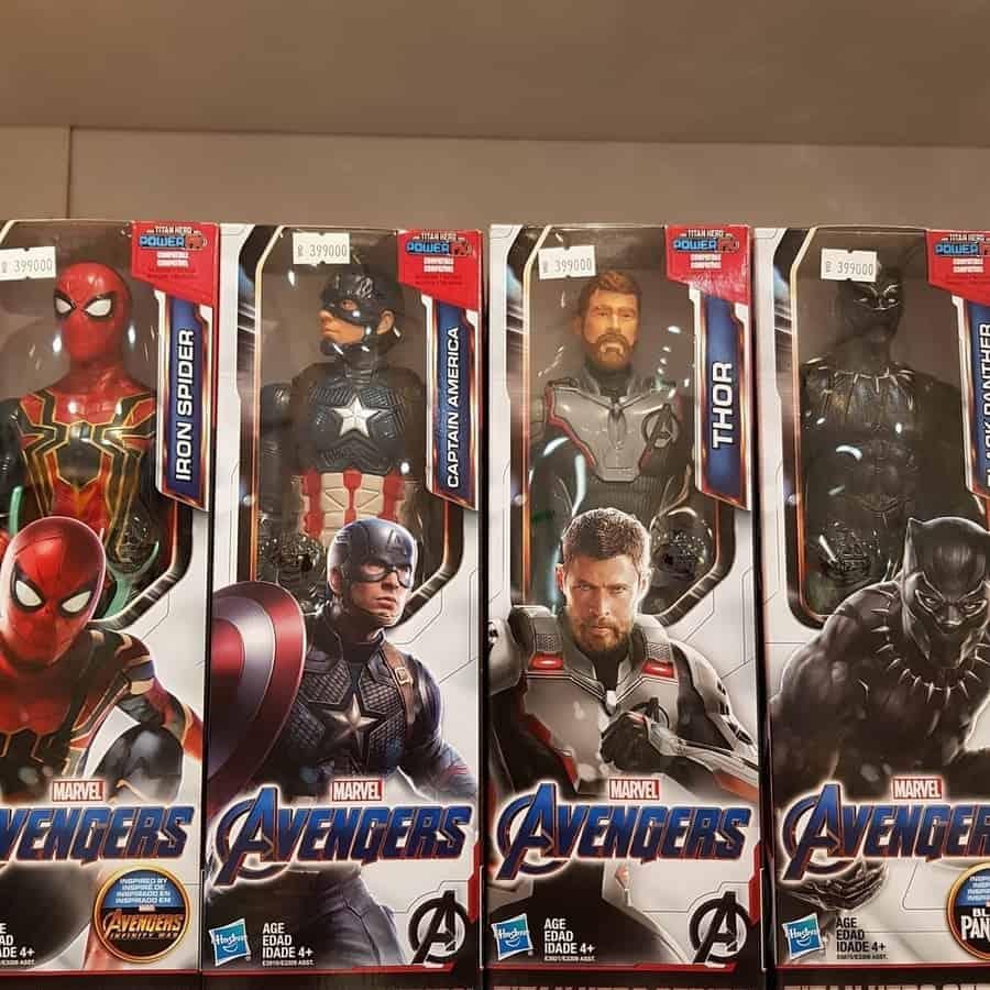 Avengers: Endgame Toy Range