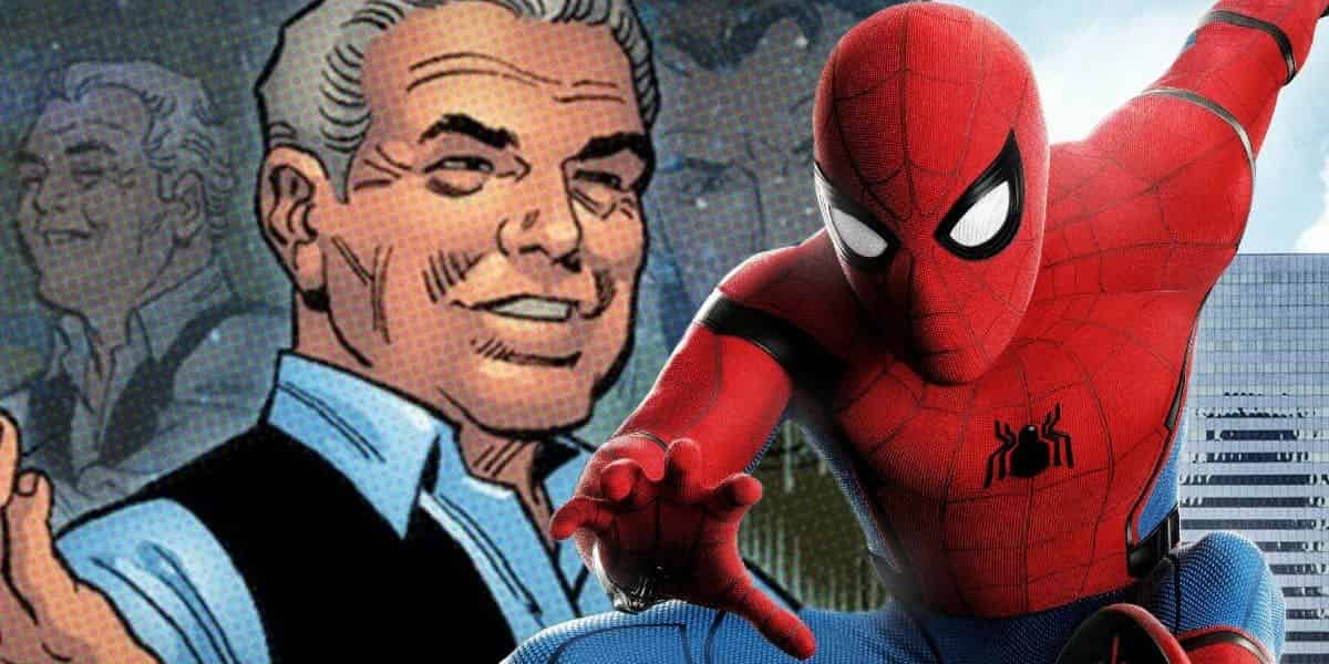 Spider-Man Uncle Ben