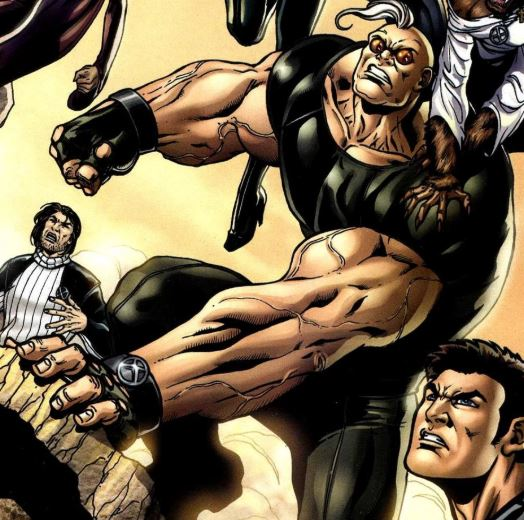Strongest Mutants in The Marvel Universe