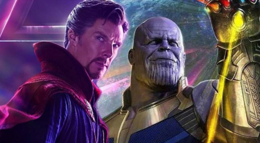 Photo of Infinity War Concept Art Reveals Stunning New Doctor Strange vs Thanos Images