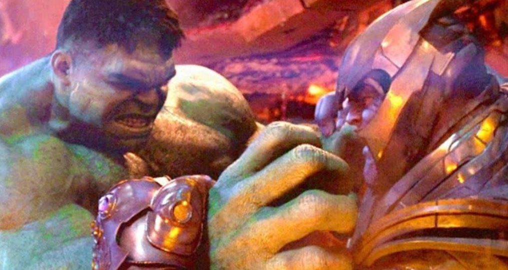 Avengers: Endgame Writers Hero Hulk