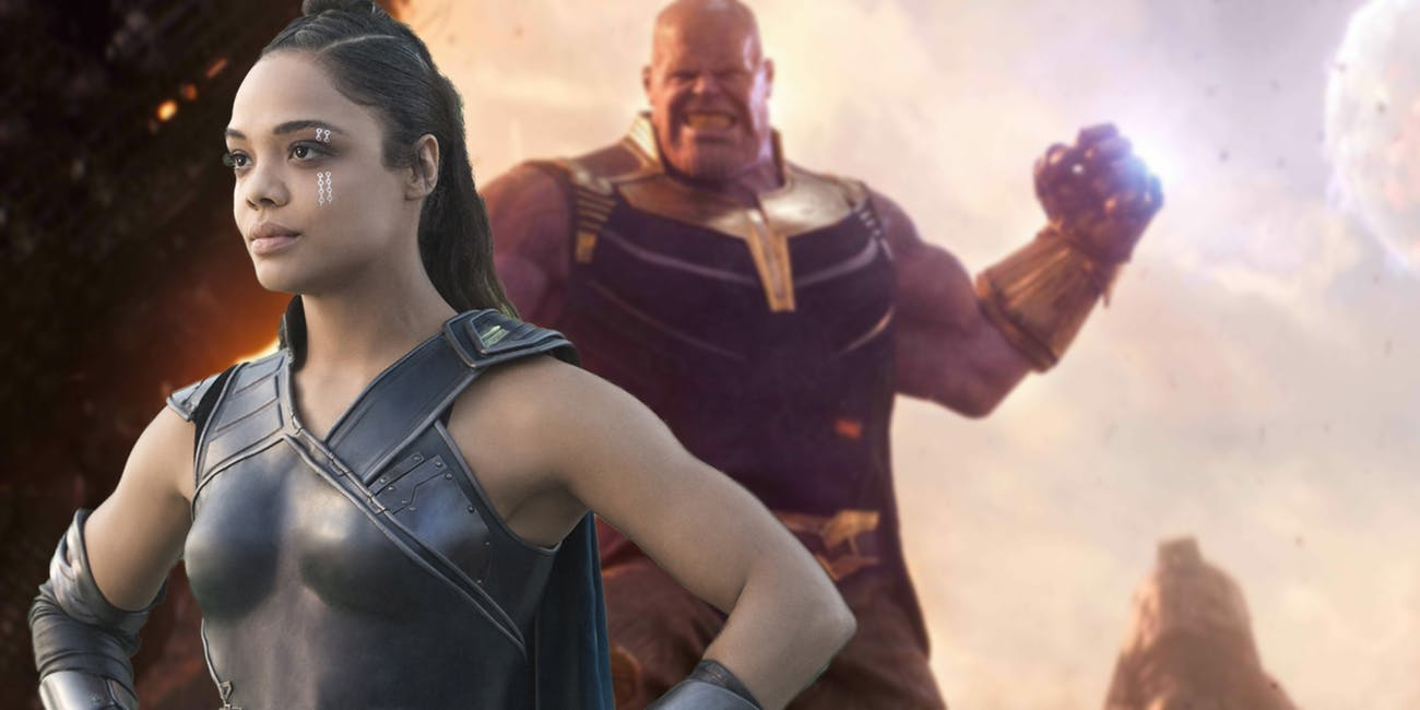 Photo of New Avengers: Endgame TV Spot Shows First Live Action Look at Valkyrie