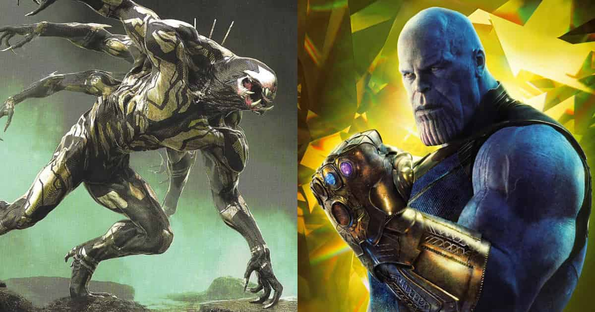 Photo of Thanos' Outrider Army in Infinity War Had a Look Even More Terrifying Than Venom's