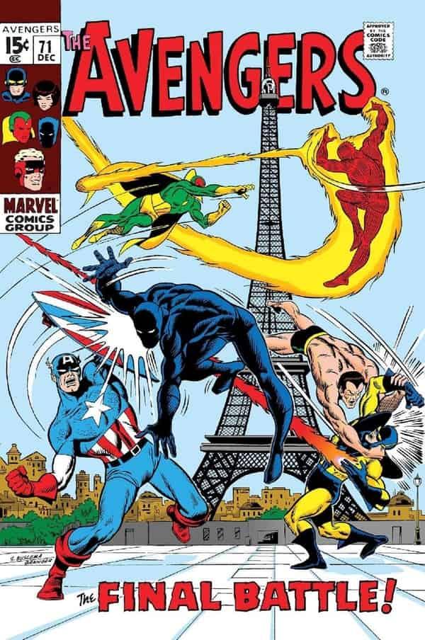 Avengers: Endgame Black Knight Marvel Comics