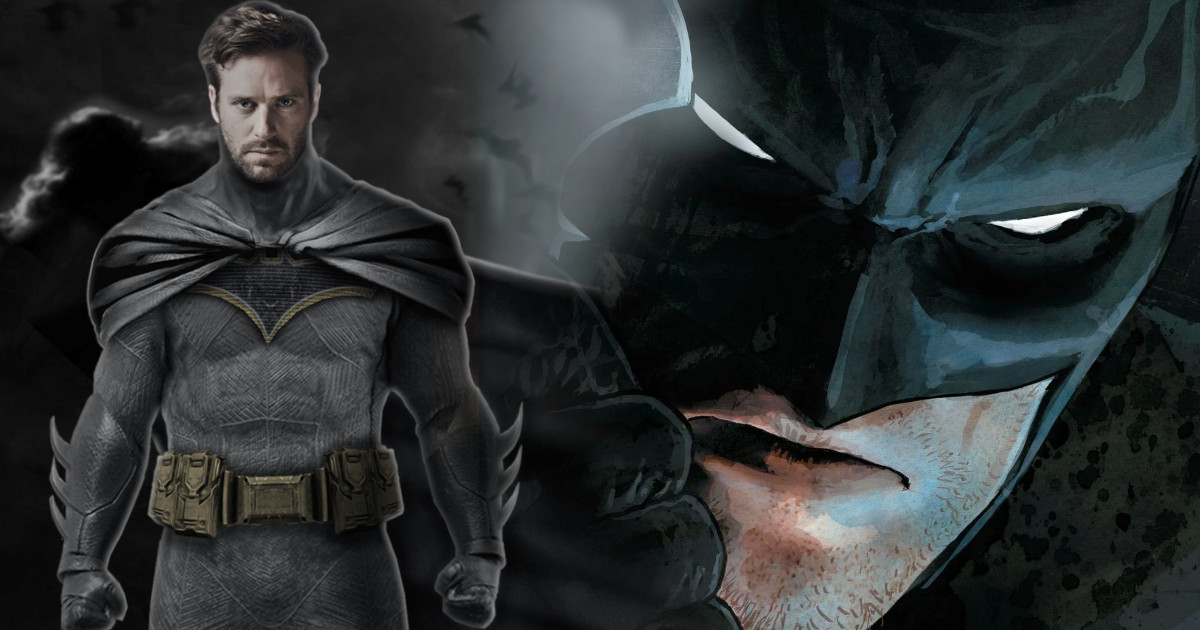 The Batman Ben Affleck WB