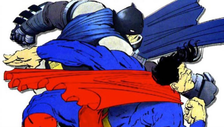 Batman vs Superman Fight Sequences