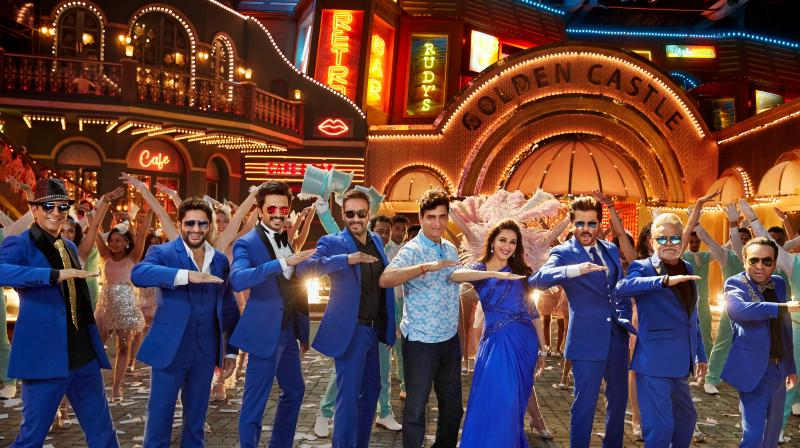 Total Dhamaal Mp3 Songs Free Download 320Kbps