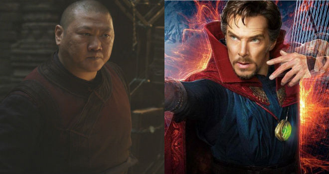 Wong Beat Doctor Strange in a Mystical Battle