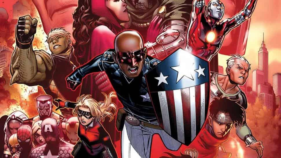 Photo of Marvel Studios is Reportedly Developing a Young Avengers Movie