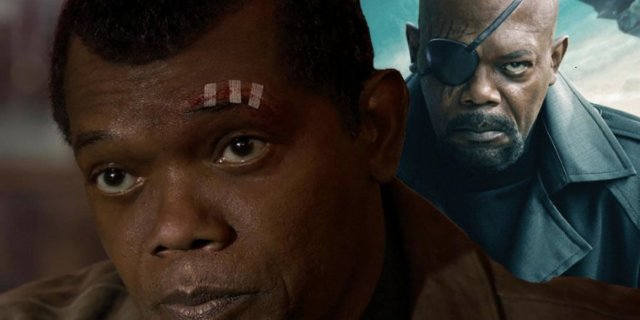 Photo of Captain Marvel – Samuel L. Jackson Didn't Need a Body Double For Young Fury