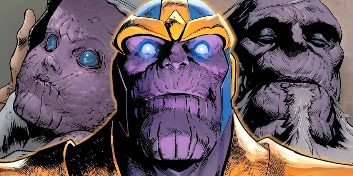Photo of Avengers: Infinity War Concept Art Reveals Young Thanos For The First Time