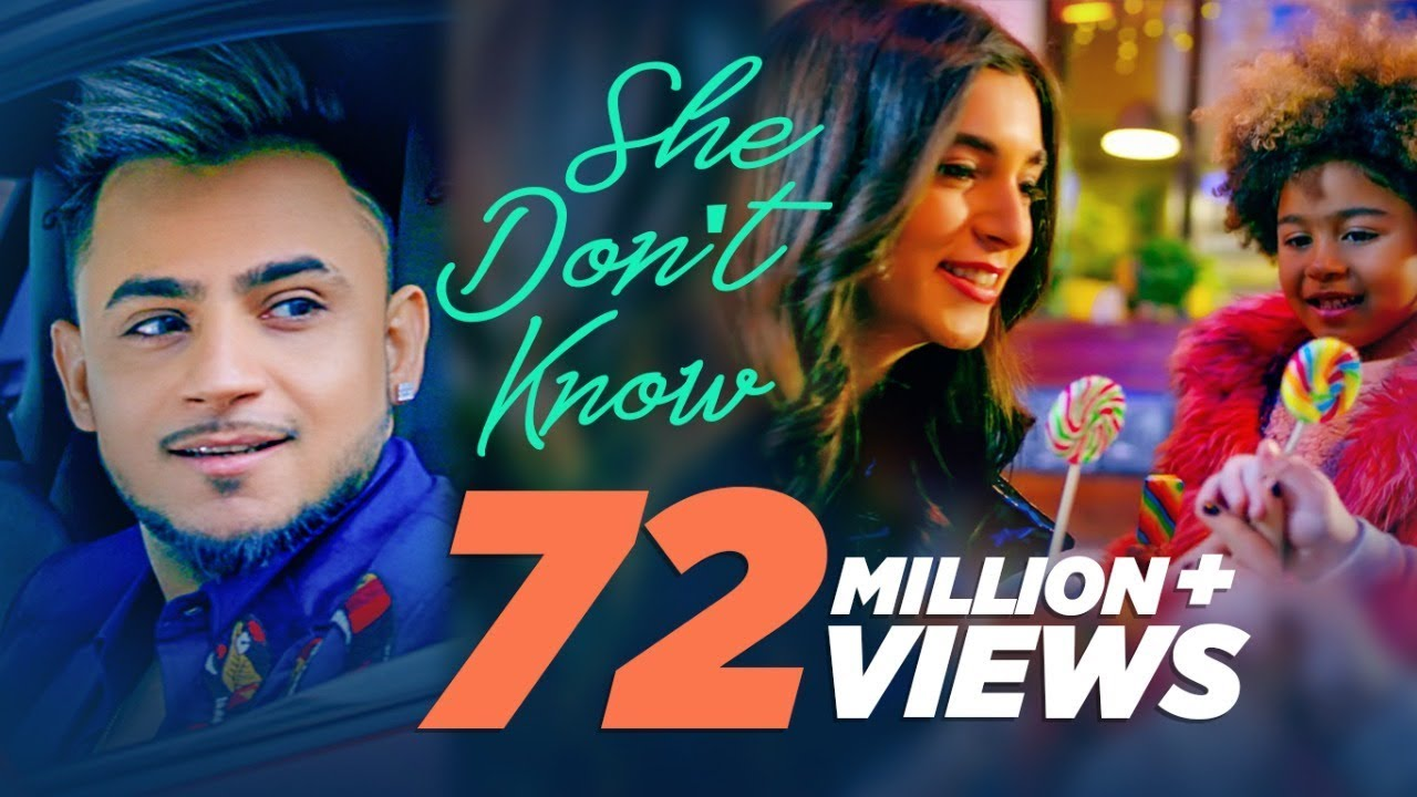 Photo of She Dont Know Mp3 Song Download in High Definition Audio