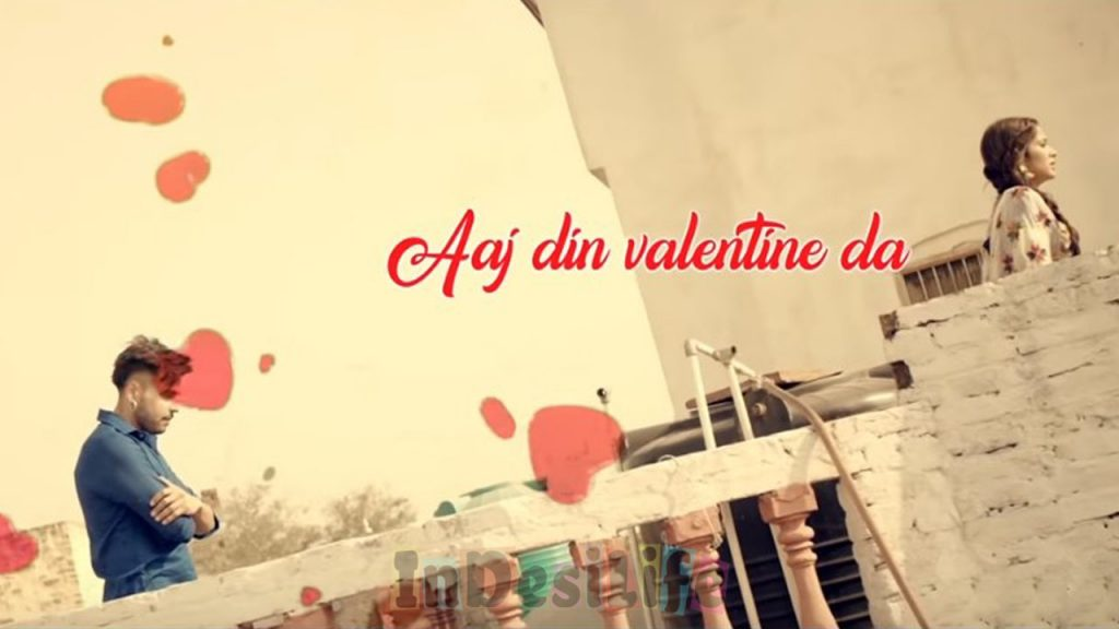aaj din valentine da song mp3 free download