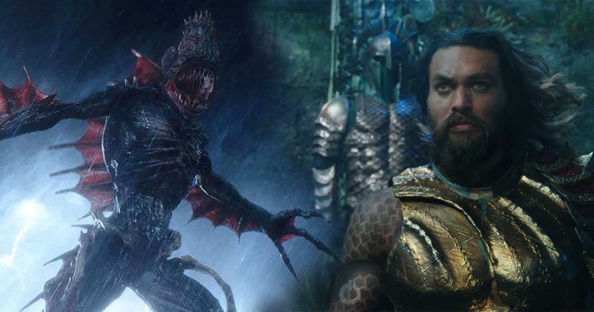 Photo of Aquaman Horror Spinoff 'The Trench' Under Development?