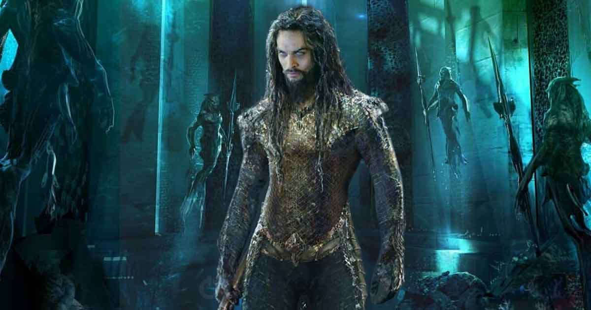 Photo of Aquaman – Early Concept Arts Show a Way Different Look For Main Characters