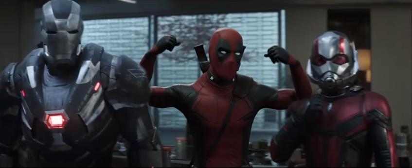 Photo of Did You Spot The Many Appearances of Deadpool in Avengers: Endgame TV Spot?