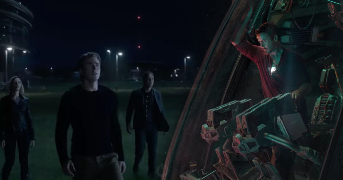 Photo of Who are The Avengers Looking at in the Avengers: Endgame TV Spot?