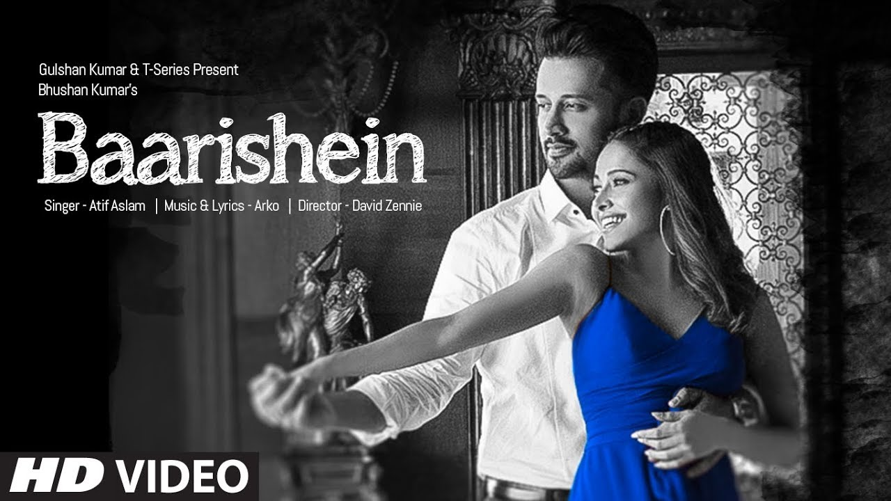 Baarishein Atif Aslam Mp3 Song Download