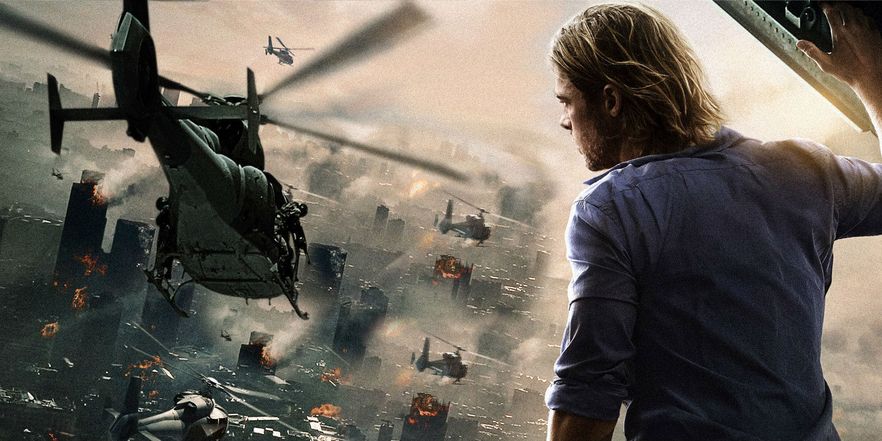 Photo of World War Z Sequel Starring Brad Pitt Is Now Officially Canceled