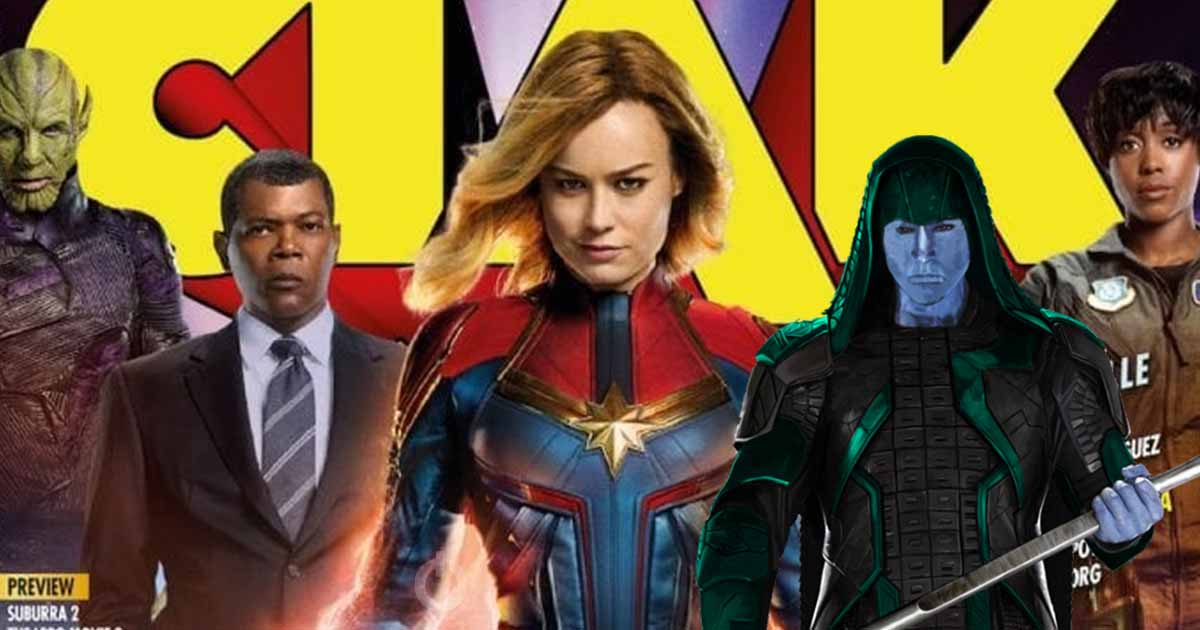 Captain Marvel Ronan