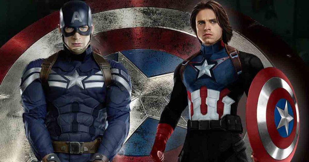 Bucky MCU's Next Captain America