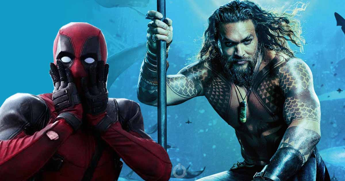 Photo of 'Aquaman' Washes Away All-Time Domestic Box Office Record of 'Deadpool 2'