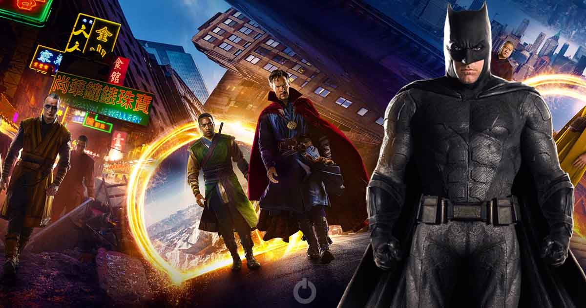 Photo of Doctor Strange Actor Shares His Audition Tape to be The Next Batman