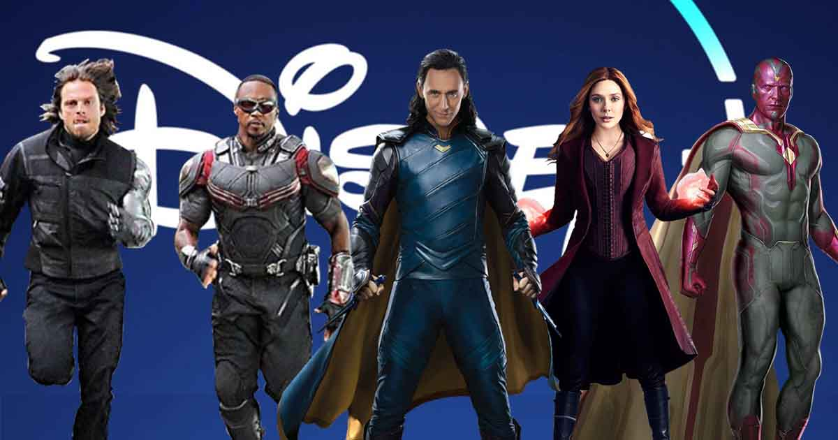 Avengers: Endgame A-Force Movie