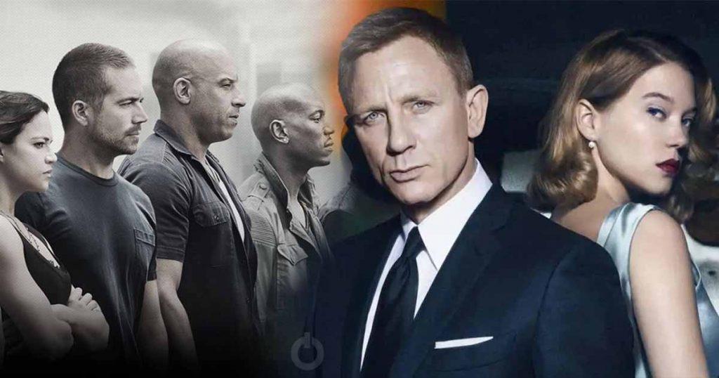 Fast & Furious 9 James Bond 25