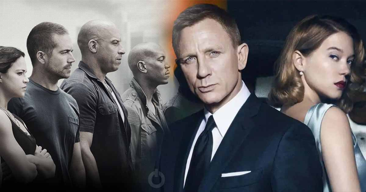 Fast & Furious 9 James Bond 25