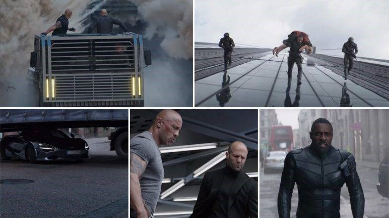 Superhumans in Hobbs & Shaw