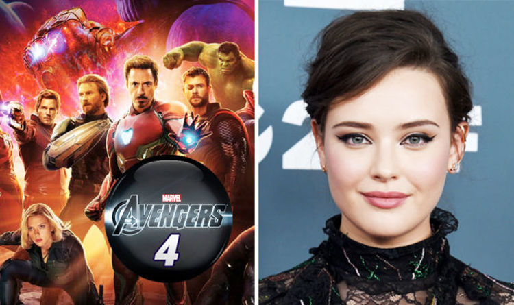 Avengers: Endgame Katherine Langford 13 Reasons Why