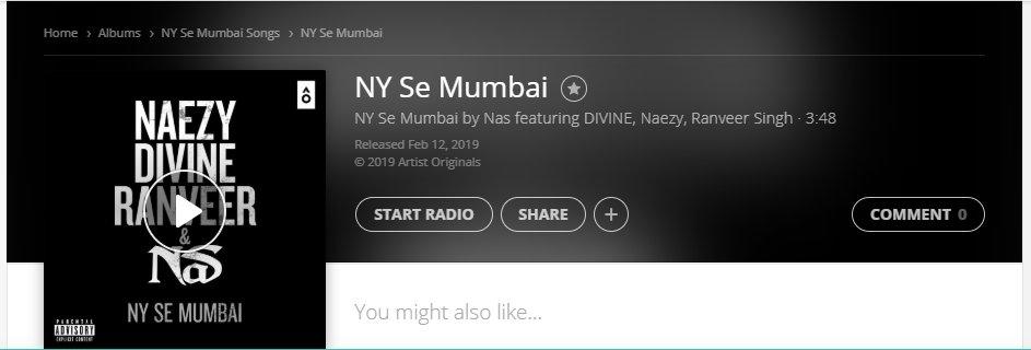 NY Se Mumbai Song Download
