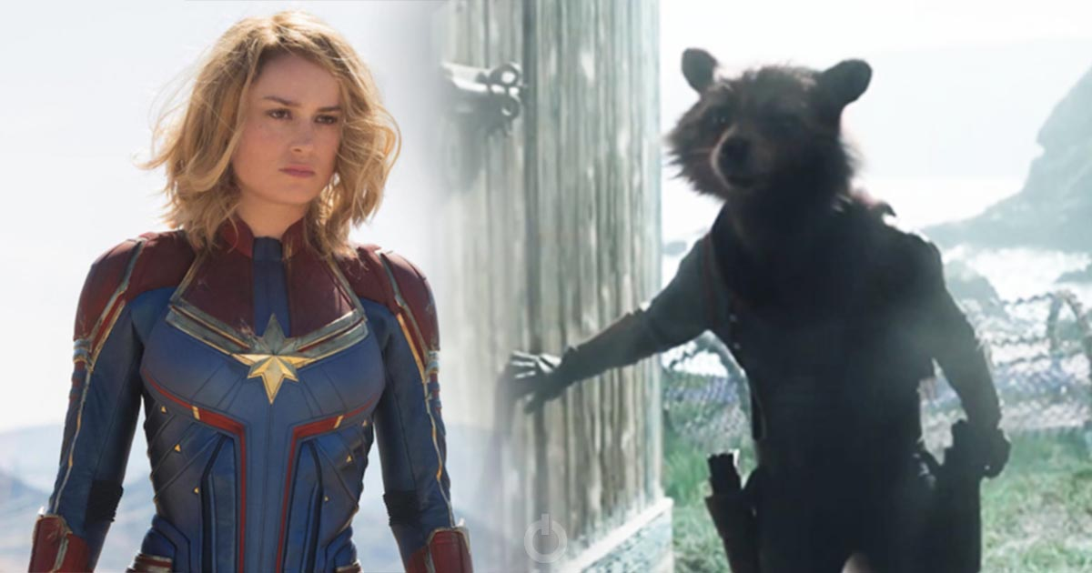 Photo of Avengers: Endgame Super Bowl TV Spot – Rocket's Mystery Location Revealed