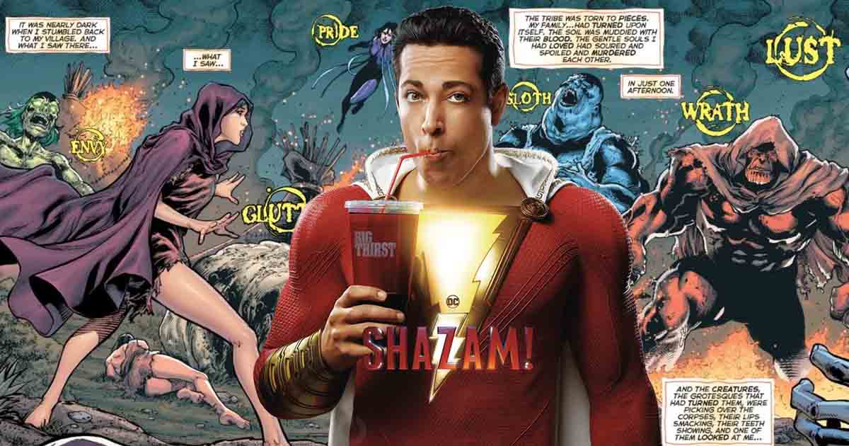 Photo of Shazam Villains – Seven Deadly Sins Confirmed For The Movie