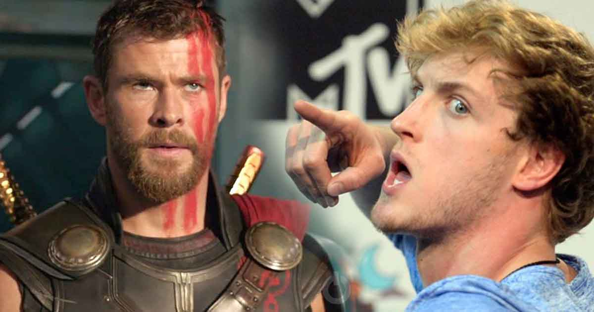 Photo of Logan Paul Wants Challenges Avengers: Endgame Star Chris Hemsworth For a Fight