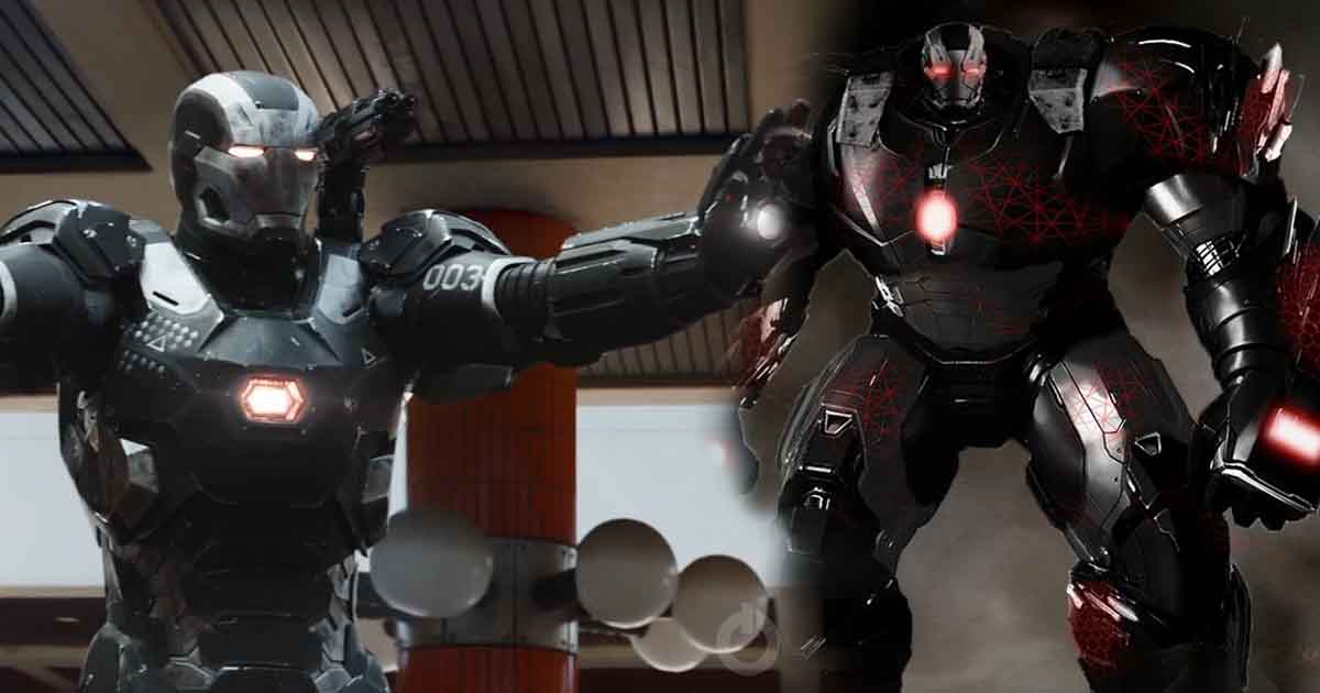 Photo of Avengers: Endgame – War Machine WarBuster/War Destroyer Armor
