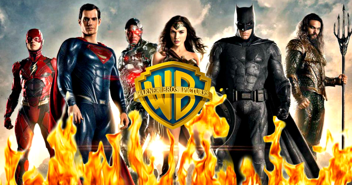 Photo of Warner Bros. CEO Reveals The Future Plans of DC's Shared Universe