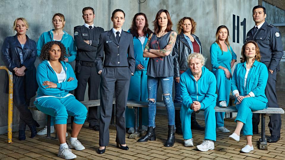 Netflix Prison Series