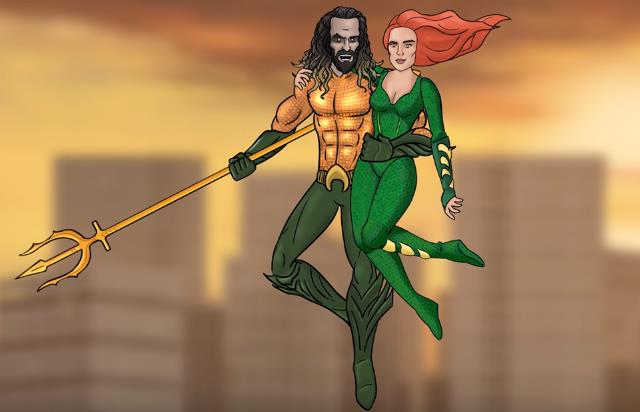 Aquaman HISHE