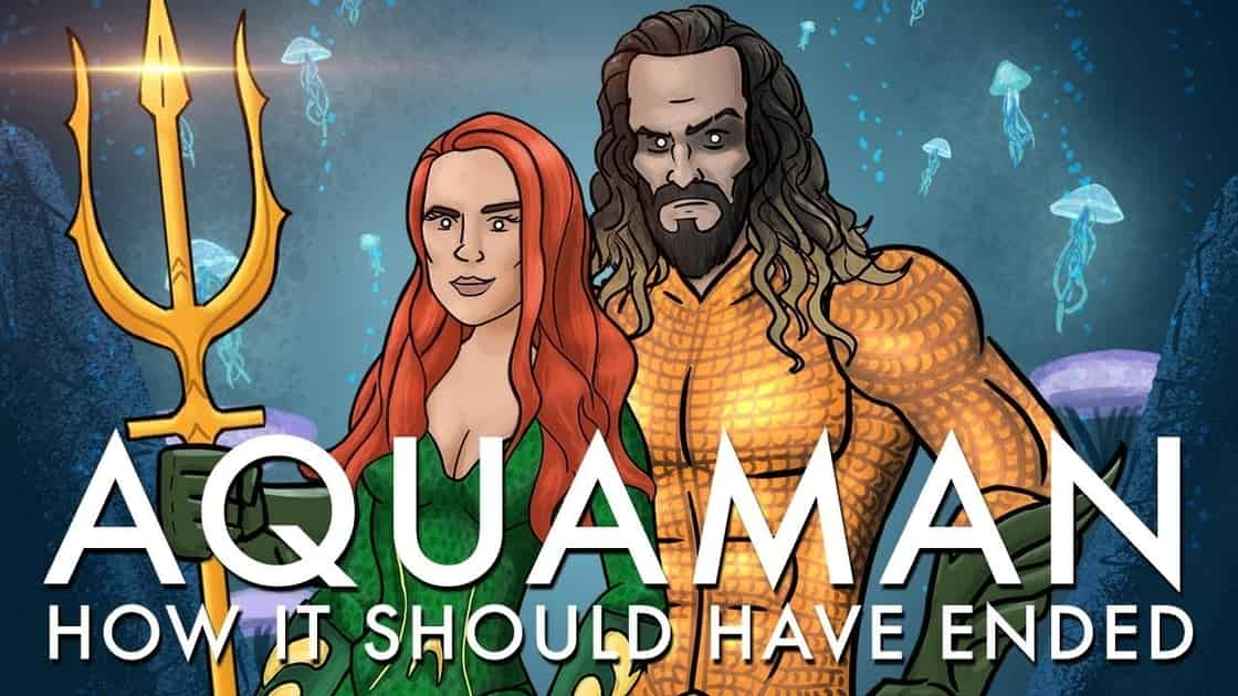 Photo of HISHE – How 'Aquaman' Should Have Ended Released