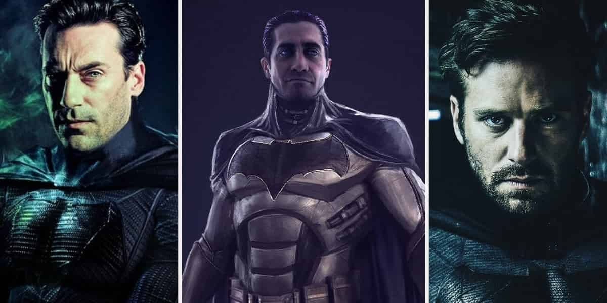 Photo of WB's Rumored Short List For The Next Batman Revealed