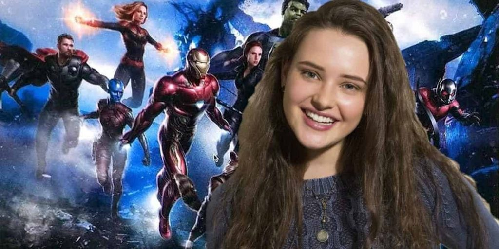 Avengers: Endgame Writers Katherine Langford Robert Downey Jr.
